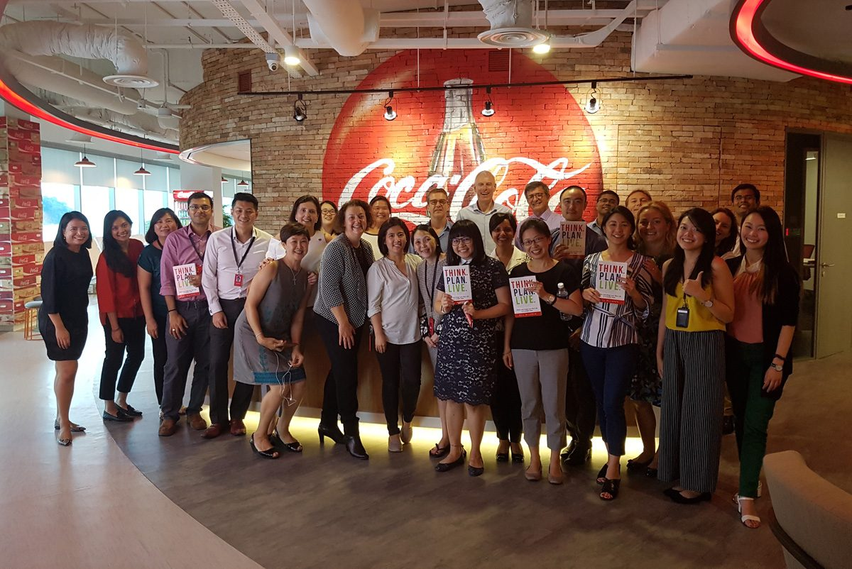 Book launches in Singapore